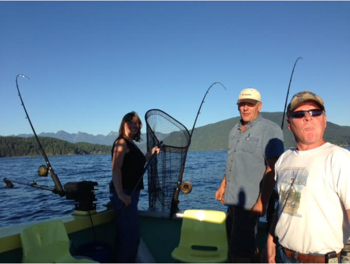 BC - Fishing Charters